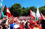 БСП – Бургас се включи в националния събор на левицата на Бузлуджа