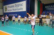 "БГ звезди застанаха зад  ""ДЕЯ ВОЛЕЙ"" в подкрепа на бургаския волейбол"