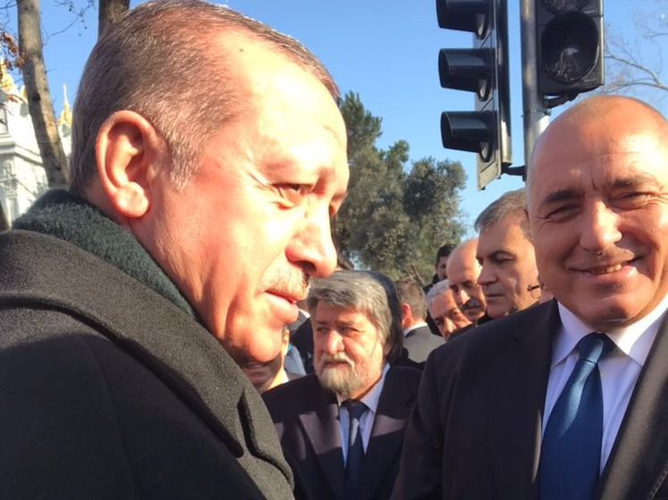 Ердоган пристигна за откриването на Желязната църква в Истанбул (СНИМКИ)