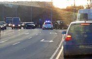 Шест строшени автомобила за час на бул.