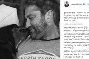 Джерард Бътлър кръсти кучето си с българско име