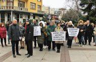 Петдесетина протестираха за по-чист въздух в Бургас (видео)