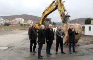 Започна изграждането на футболно игрище в Свети Влас