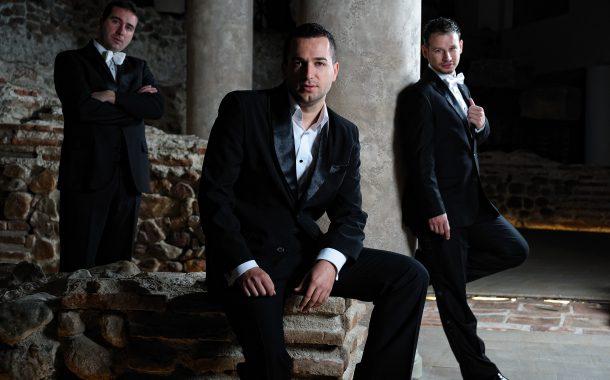 """Трио """"Тенорите"""" представя премиерно своя проект """"Бродуей ще полудей"""
