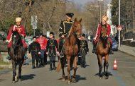Генерал Лермонтов пристигна на кон в Бургас /видео/