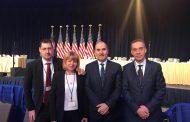 Кметът на Бургас участва в Молитвената закуска при американския президент Доналд Тръмп