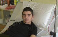 Пребитият ученик Илия Стоянов: Излизам по-силен след инцидента, благодаря на лекарите /снимки/