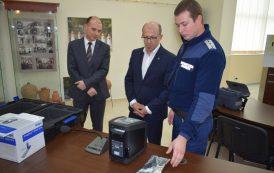 Полицията в Приморско бори престъпността с дрегер за наркотици