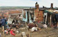Огромна трагедия в Средец!  Баща, майка и двете им деца изгоряха при пожар /видео/
