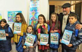 """ВиК дружеството в Бургас събра 280 рисунки в изложба """"Водата е живот"""" /видео/"""