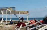 На Слънчев бряг-север бяха разчистени още незаконни обекти на плажа /снимки/