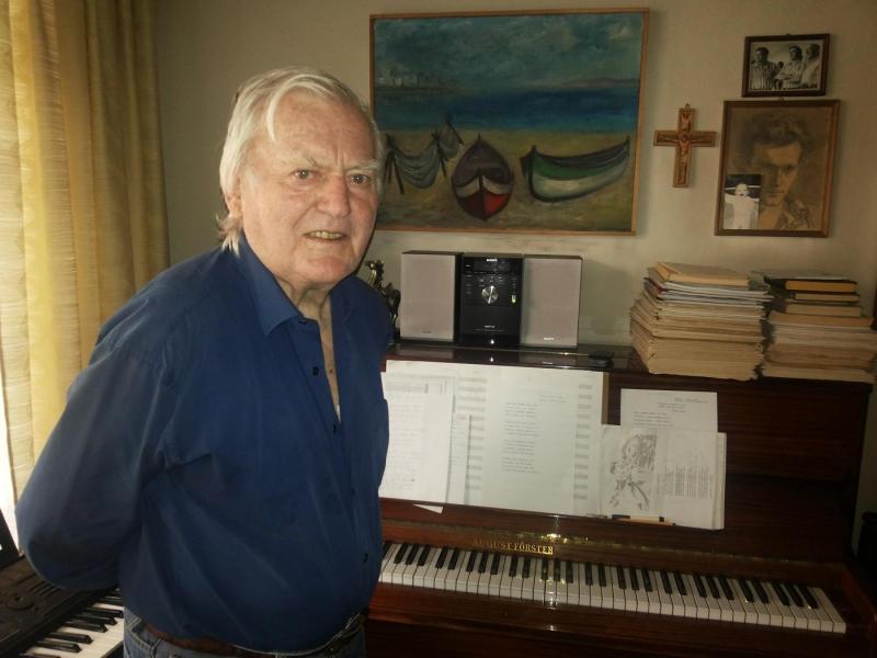 Почина композиторът Тончо Русев