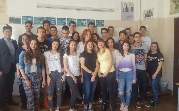 Трафикът на хора бе тема на дискусия на окръжен съдия с ученици от две бургаски гимназии