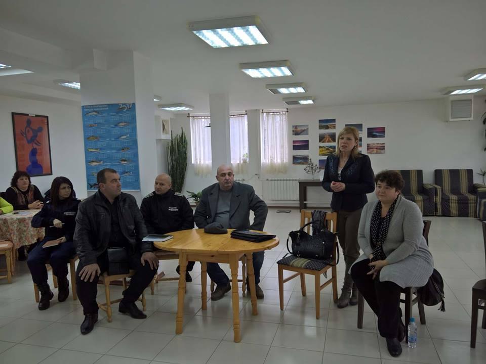"""Инициативата на ГЕРБ-Бургас """"Заедно срещу алоизмамниците"""" продължава в  Айтос"""
