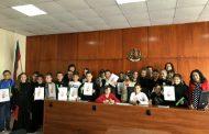 Районен съд - Несебър проведе симулативен граждански процес с ученици в