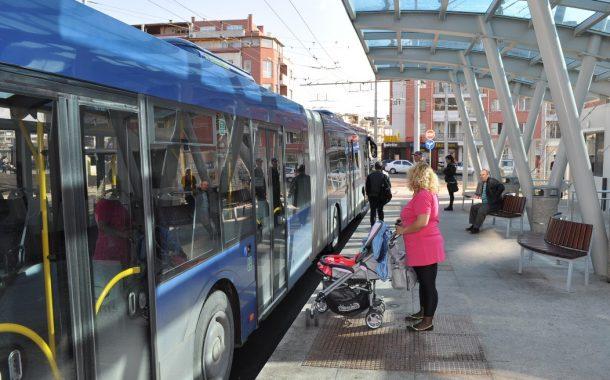Община Бургас пусна безплатен интернет в зоната на големите автобусни спирки