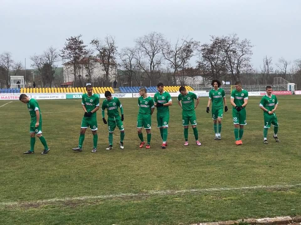 Нефтохимик U19 взе три точки от Враца