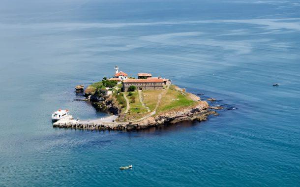 Ако през следващите дни искате да посетите остров Св. Анастасия, добре сте дошли