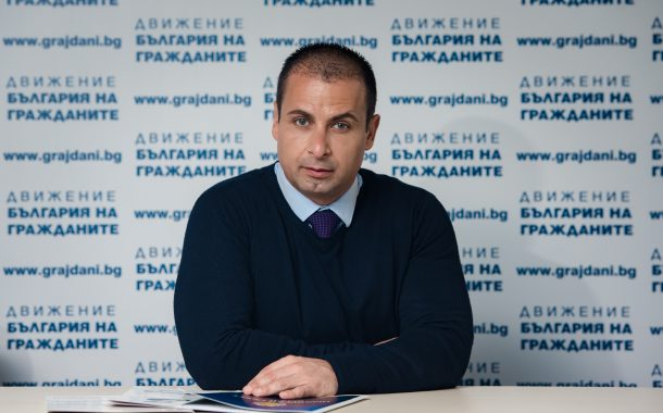 Живко Табаков напуска Реформаторския блок