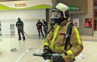Евакуираха бургаски мол заради пожар  /видео/