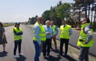 Разширението на пътя Поморие-Ахелой ще е готово до 18 юни