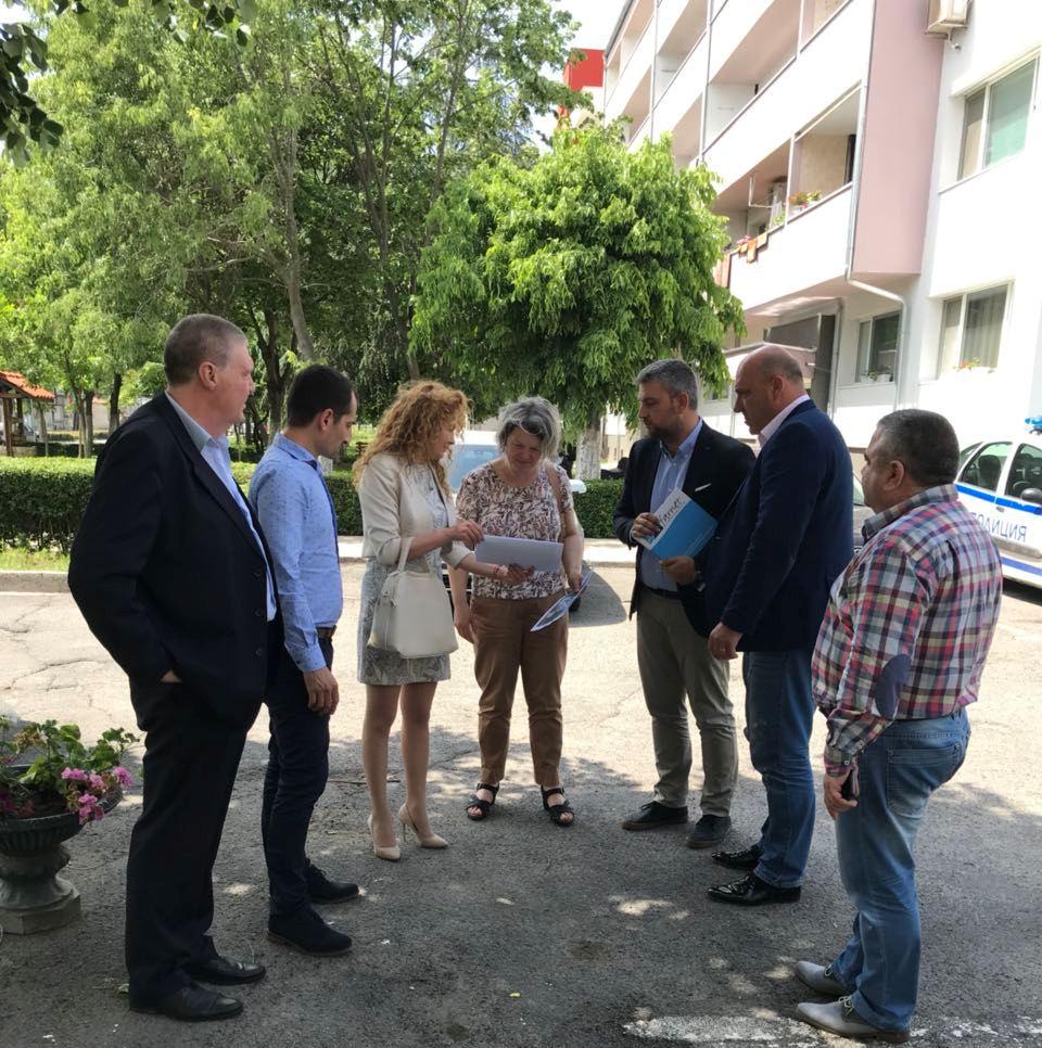 Европейската комисия оцени високо проектите на Община Поморие