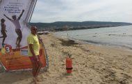Слънчев бряг вече със спасители на плажа