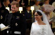 Принц Хари и Меган Маркъл се врекоха във вярност