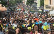 Най-голямото шествие за последните 30 години се проведе в Бургас /видео/