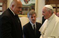 Папа Франциск прие поканата на Бойко Борисов да посети България