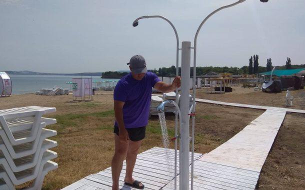 Николай Димитров: Откриваме летния сезон на плажа в