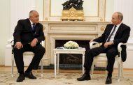 Борисов и Путин обсъдиха сътрудничеството в сферата на сигурността