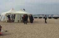 Снимат нов тв сериал на северния плаж в Слънчев бряг