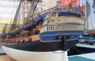 Изложба с 3D макети на потънали кораби посреща гостите на Европейския морски ден в Бургас