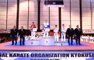 Възпитаниците на Гергана Апостолова с две титли от европйско по карате