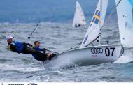 Забележителентрети състезателен ден на Европейското първенство по ветроходство