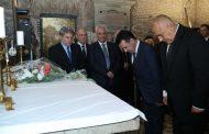 Премиерите Бойко Борисов и Зоран Заев почетоха в Рим делото на Светите братя Кирил и Методий