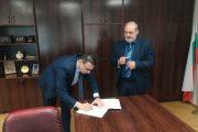 Георги Чинев встъпи в длъжност като Окръжен прокурор на Бургас