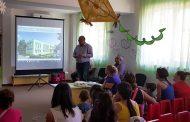 Кметът Иван Алексиев представи проекта за разширение на детската градина в гр. Ахелой