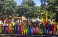 Започна изграждането на три нови детски площадки