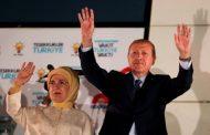 Ердоган с 53% от подкрепата на избирателите