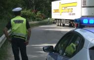 72 часа арест за пияния тираджия, помел бус в Ришкия проход