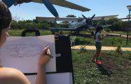 Авиомузеят организира художествен пленер за деца