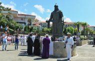 Каракачанов откри паметник на Кан Тервел в Свети Влас /видео/