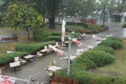 Вижте бурята в Бургас/ видео/