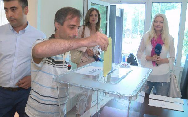 В турското консулство в Бургас гласуват 1500 души за президент
