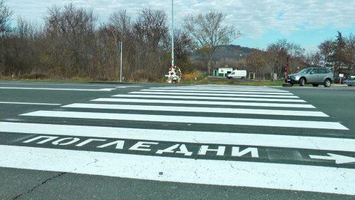 Затварят движението от Бургас за Созопол през нощта заради монтажа на пасарелката на Атия