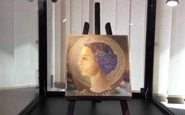 В Рим представиха най-ранната творба на Леонардо да Винчи