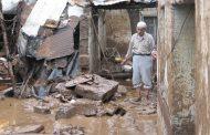В Котел започна разчистването на щетите от падналия пороен дъжд