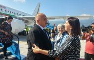 Бойко Борисов пристигна в Сараево